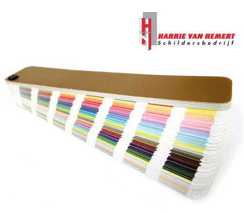Kleuradvies - Schildersbedrijf Harrie van Hemert